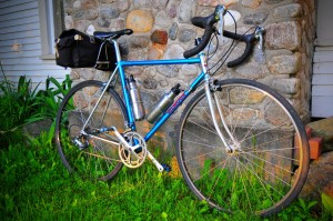 Andy Gilmour 700c Columbus Steel Road Bike