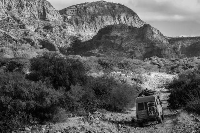 San Evaristo Route