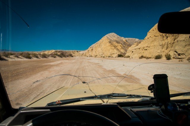 Driving the Old Overland Stage Route