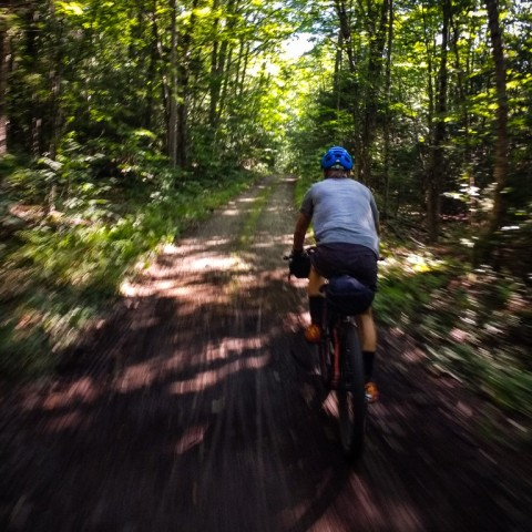 Riding the XVT (Cross Vermont Bikepacking Route): Part 2