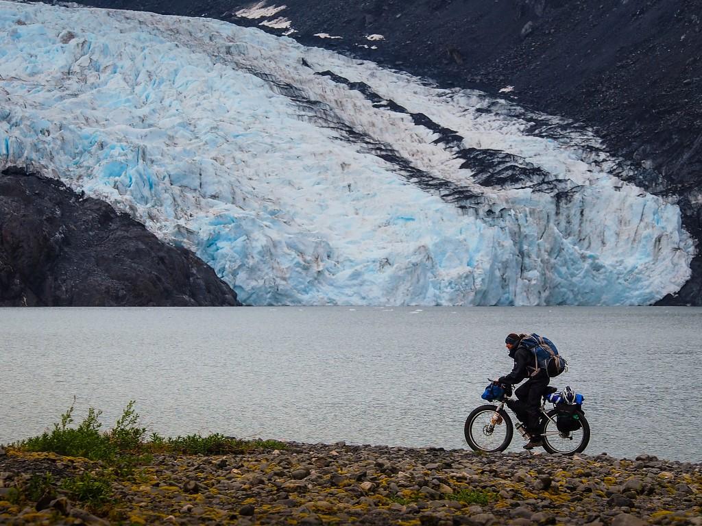 Bikerafting Alaska's Portage Pass | Wandering by Bicycle